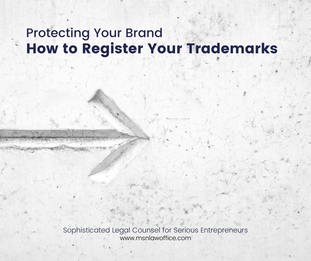 Protecting Your Brand: How to Register Your Trademarks